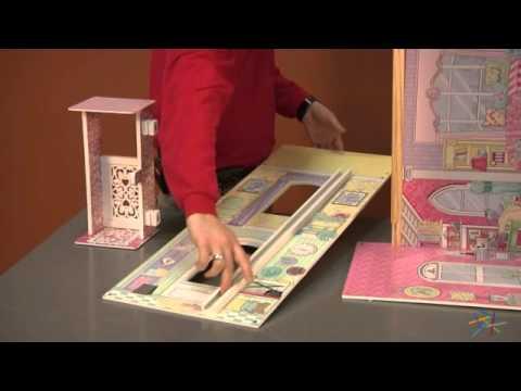 Assembly Video KidKraft Annabelle Dollhouse