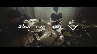 BETRAYING THE MARTYRS - Boris Le Gal Drum Playthrough The Great Disillusion