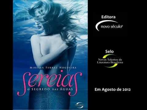 Book Trailer: Livro Sereias - O Segredo das Águas