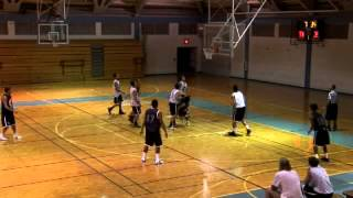 BIIF all-star basketball highlights