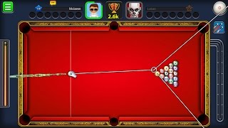 8 ball pool guideline hack ios