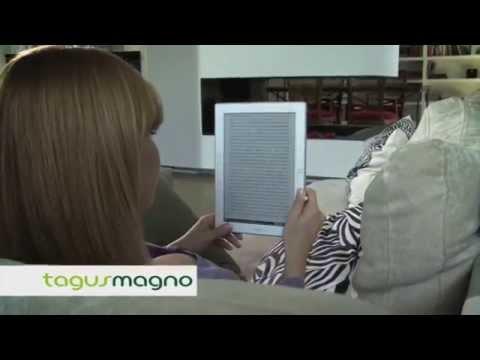 Nuevos eReaders Tagus: Tagus Lux y Tagus Magno