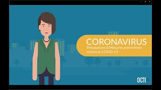 Coronavirus: precautions and preventive measures for COVID-19 in Quebec