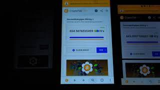 Wie man Bitcoin im Android-Handy verdient