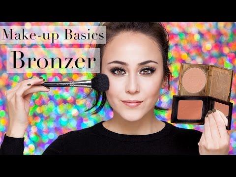 Bronzer richtig auftragen | How to Bronzer | Bronzer | Make-up Basics #8 | Hatice Schmidt