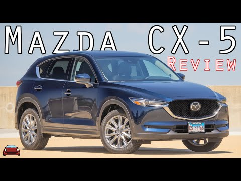 2021 Mazda CX-5 Grand Touring Review - The BEST Looking SUV On Sale?
