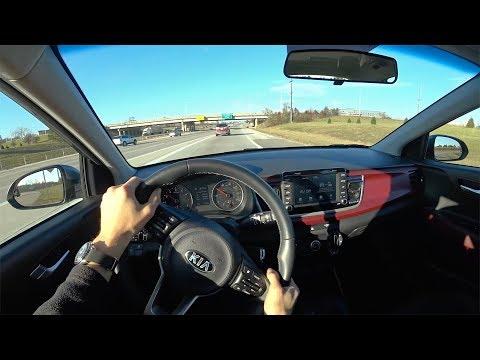 Kia Rio 5 Doors Хетчбек класса B - тест-драйв 1