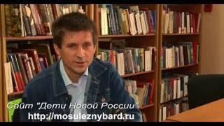 Моё интервью для новостей интерактивного телевидения Рыбинского района
