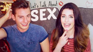 Let's Talk About SEX! (With Riyadh K) | Melanie Murphy