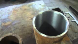 Нестандартные ситуации или как увеличить наружний диаметр втулки