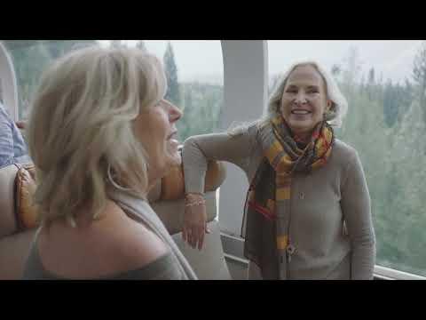 Experience Rocky Mountaineers Luxurious Gold Leaf Service | Iglu Cruise