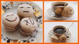 Вкусные макаруны дома ? ♥  How to Make French Macarons