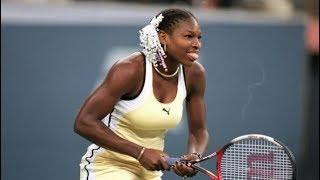 Steffi Graf Vs Serena Williams - Adidas International 1999 (Highlights) HQ