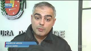 Forças de segurança fazem reunião sobre a situação da Vila Olímpica