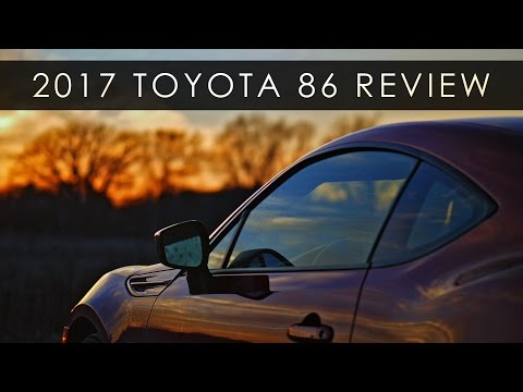 Review   2017 Toyota 86   Past and Future