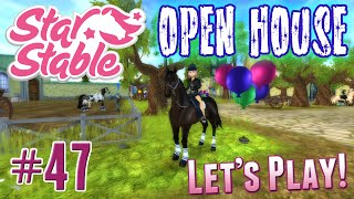 Let's Play Star Stable #47 - Jorvik Stables Open House