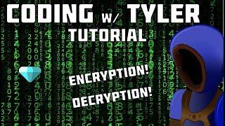 BASIC ENCRYPTION AND DECRYPTION! :: Python Coding Tutorials :: 6