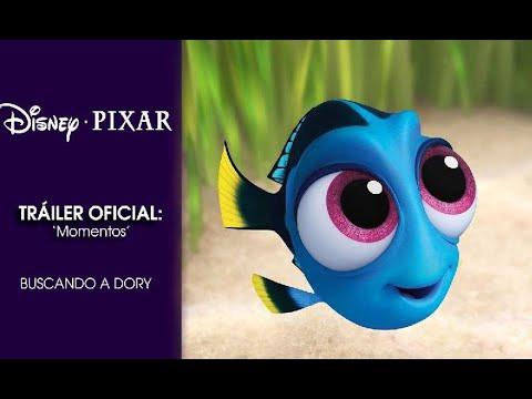Buscando a Dory | Tráiler Oficial 'Momentos' | Disney · Pixar Oficial