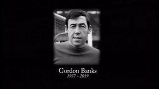 Gordon Banks Passes Away (1937 - 2019) (UK) - Sky & BBC News - 12th February 2019