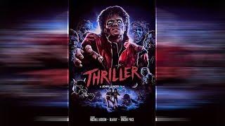THRILLER IMAX 3D Comparison - Old vs New   Michael Jackson