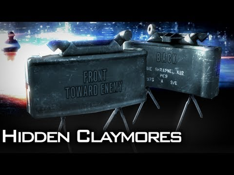 BF3 Tip: Hidden Claymores