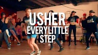 "Usher   ""Every Little Step""   JR Taylor Choreography"