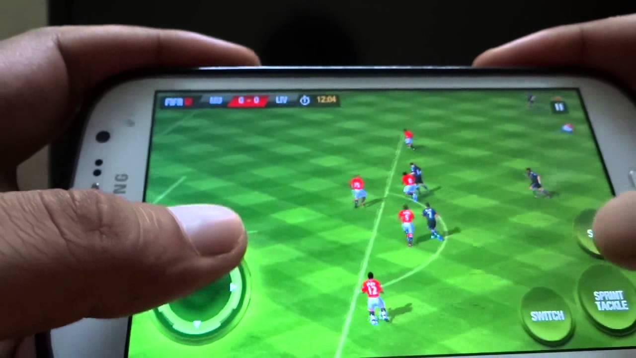 Descargar Fifa 12 Apk Gaming Review on Samsung Galaxy Grand HD para Celular  #Android