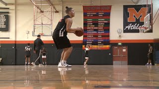 Montville's Eddie Reyes-Suarez and the love of family and basketball