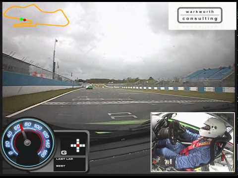 Donington Park 2014 – Race 1 – Steve Potts