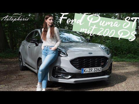 Rennzwerg im B-SUV-Dress: Ford Puma ST mit Performance Paket [4K] - Autophorie