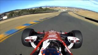 IndyCar - Sonoma2015 Qualifying Highlights