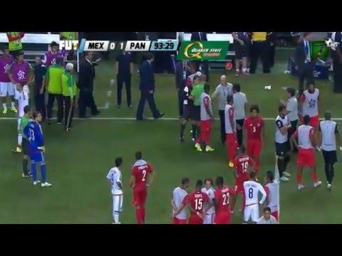Mexico vs Panama Copa de Oro 2015