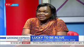 LUCKY TO BE ALIVE: Migori Woman Rep. Dr Pamela Odhiambo Part Two | BEYOND THE SCARS