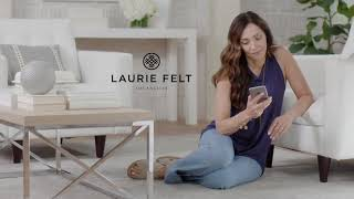 Laurie Felt Silky Denim Pedal Pusher Pull-On Jeans on QVC