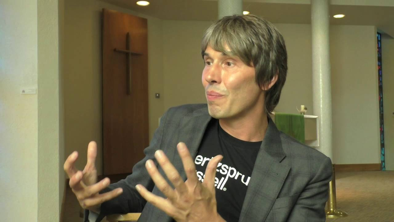 Leeds Diocesan Conference 2016 – an interview with Professor Brian Cox (Interview) (09:56)