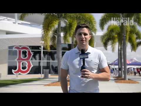 Boston Red Sox report with Jason Mastrodonato