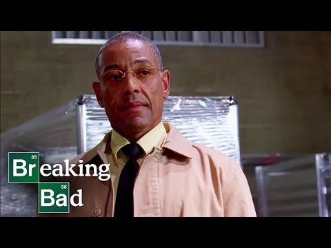 """Gus Fring Explains """"What it Means to be a Man"""" to Walter White - S3 E5 Clip #BreakingBad"""