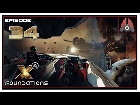 Let's Play X4: Foundations Split Vendetta (2020 Run) With CohhCarnage - Episode 34