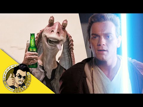 Star Wars: Episode 1 - The Phantom Menace - The Movie Drinking Game