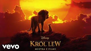 Kadr z teledysku Pieśń o miłości tekst piosenki Król Lew (2019)