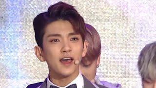 [5th GAONCHART K-POP AWARDS] SEVENTEEN(세븐틴) - MANSAE(만세) + Shining Diamond