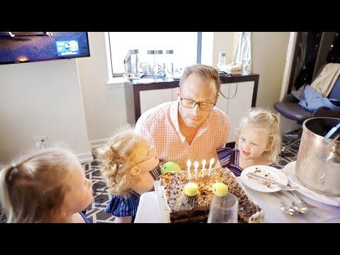 GMA show on Daddy's Birthday