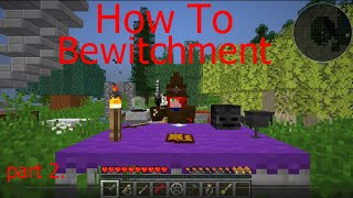 Witchery: Getting Started Part 2 (Altar, Distillery