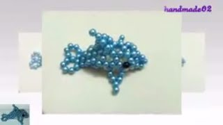 How To Make Beaded Animals: Dolphin  (2/2)