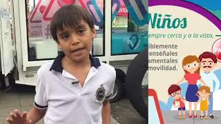 Miniatura Video Vuelta a Colombia . Pedagogía para niños