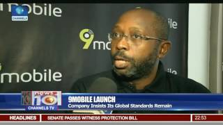 9Mobile Launch: Company Re-brands From Etisalat