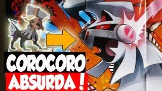 Type: Null  - (Pokémon) - COROCORO - TYPE:NULL O POKÉMON QUE VOCÊ RESPEITA!!