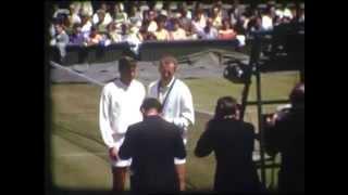 Wimbledon 1964 (not 1965 As I First Thought).
