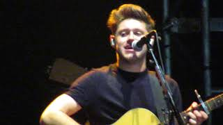 Niall Horan - Fool´s Gold (One Direction Cover) - Buenos Aires, Argentina