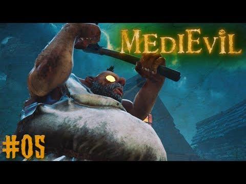 MEDIEVIL  #05  VESNICE PROKLETÝCH A HÁDANKY   by PTNGMS